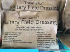 TraumaFix Military field dressing 10cm x 19cm (Israeli style dressing)