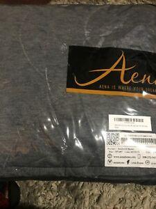 """Aena Sandwich Blanket 60""""x 80"""" Twin size"""