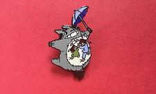 ENAMEL PIN  ANIME FROM JAPAN VINTAGE TOTORO MIYAZAKI CLOISONNE CAT BUS
