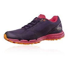 Zapatillas deportivas de mujer planos de color principal morado sintético