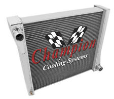 3 Row Ace Champion Radiator for 1941 Jeep Willys