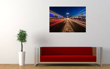 LONDON RUSH HOUR NEW GIANT LARGE ART PRINT POSTER PICTURE WALL