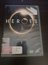 Heroes - Season 1 - DVD - R4 good condition free Post
