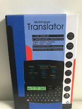 Multilingual Language Translator Currency Converter Calculator Phrase Translate