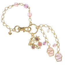 Tangled Rapunzel bag Charm Girly Jewel Disney Store Japan
