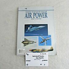International Air Power Review / 1 Paperback / Very Good / 51519