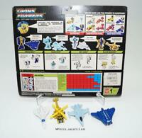 Air Patrol Micromaster W/ CARDBACK 1990 G1 Transformers Action Figure Hasbro