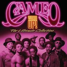 CAMEO Word Up! The Ultimate Collection NEW 2X CD SOUL FUNK CLASSIC 80s (SPECTRUM