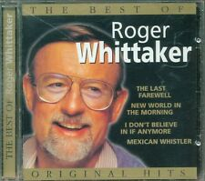 Roger Whittaker - The Best Of Original Hits Cd Eccellente
