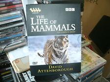 The Life Of Mammals (DVD, 2003, 4-Disc Set)