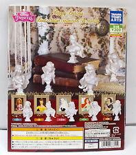 Disney Princess Bust Collection 5 5pcs  - Takara Tomy ARTS