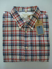 LEVI'S MADE AND CRAFTED shirt à manches courtes-Taille 0 (XS) - RRP £ 105-LVC-Bnwt