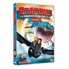 Dragons: I Cavalieri Di Berk #01  [Dvd Nuovo]