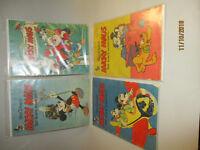 Micky Maus # 1-4 / 1951  Original Hefte