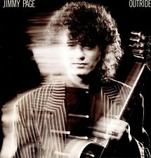 Outrider  Jimmy Page Vinyl Record