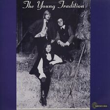 THE YOUNG TRADITION British Folk TRANSATLANTIC RECORDS Vinyl Compilation LP