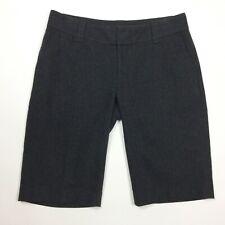 BANANA REPUBLIC Ryan Fit Wool Blend Bermuda Shorts - Size 6