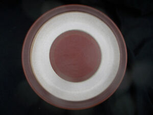 Denby Potters Wheel   Dinner Plate. Diameter  10 1/ 8 inches.