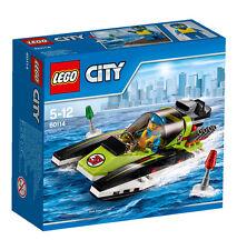LEGO CITY Race Barca 60114 NUOVO IN SCATOLA