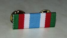 Canada Canadian Peacekeeping Service Medal  Undress Ribbon Bar Pin