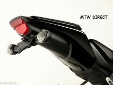 R&G Tail Tidy / Licence Plate Holder  BLACK Honda CBR1000RR Fireblade 08 -11