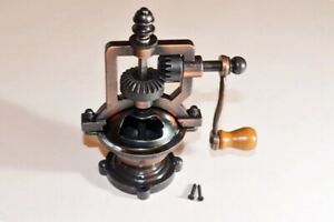Antique Pepper Grinder Woodturning Kit - Prokraft PKR APG
