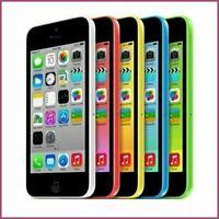 Apple iPhone 5C 8GB 16GB 32GB White Blue Green Pink Yellow (Unlocked) Smartphone