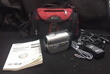 SONY Handycam DCR-DVD610 DVD Camcorder ~ Record, Playback & Transfer