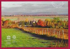 2014  Canada   POST CARD   # 2742   GRAND PRE LANDSCAPE   New  and  Unaddressed