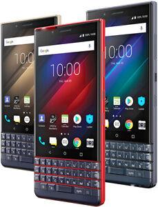 BlackBerry KEY2 LE (keytwo LE) Octa-core CPU 4GB RAM 32/64GB ROM Cell Phone