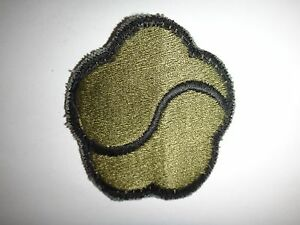 États-Unis Armée 19th Support Brigade Attenué Patch