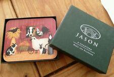 Jason Rectangle Coasters