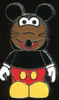 Vinylmation Mystery Park #3 Rizzo Disney Pin 73109