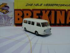 """Brekina 34400 - FIAT 238 Fensterbus Baujahr 1966 in """" weiß """" 1:87  Neuheit !!"""