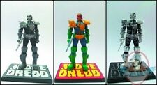 Judge Dredd Mcmahon Statue 3 Pack Previews Uk Exclusive