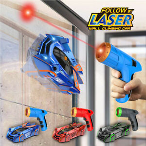 Floor Micro Wall Climbing Climber RC Remote Control Racing Car Toy for Children