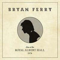 Bryan Ferry - Live Royal Albert Hall 1974 - Hardback [CD] Sent Sameday*