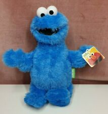 Sesame Street Cookie Monster Plush with tags 2014 40 cm tall