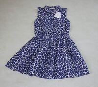 Dior Christian Dior Girl Floral Blue Dress - Size 10 *NEW w/ Tag*