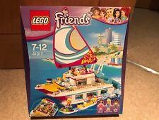 LEGO 41317 Friends Sunshine Catamaran Playset - AMAZING SET RRP £64.99