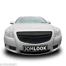 GRILL FOR VAUXHALL OPEL Insignia 2008- DEBADGED OPC BADGELESS GRILLE front black