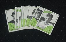 1978 TCMA McDonald's Orlando Twins Minor League Baseball Team Set of (23)-NM/MT