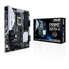 PLACA BASE ASUS PRIME Z270-A CON RAM 4GB Y PROCESADOR G4930 O SIMILAR