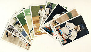 "2008 Topps Baseball ""Mickey Mantle Story insert set of 10 cards from MMS66-MMS75"