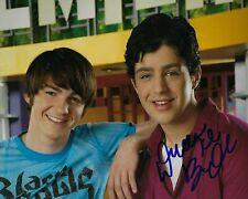 GFA Drake and Josh Show * DRAKE BELL * Signed 8x10 Photo COA