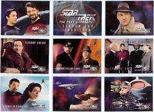 Star Trek TNG Season 2 Full 96 Card Base Set of Trading Cards from SkyBox