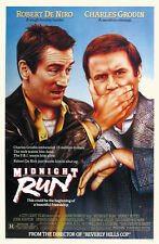 Midnight Run (1988) Robert De Niro mafia movie poster print 2