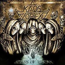 Kaos Vortex-Seeds Of Decay CD #96059