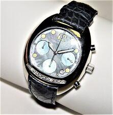 Gerald Charles Renaissance GC3 Steel Diamond Automatic 43MM Watch