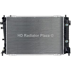 Radiator For 95-97 Crown Victoria Grand Marquis Town Car V8 4.6L FO3010108 New